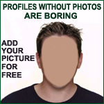 Image recommending members add Idaho Passions profile photos